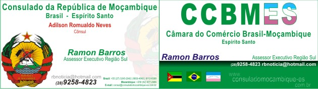Ramon Barros é Nomeado Assessor Executivo do Consulado de Moçambique na Região Sul