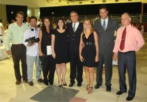 Foi um sucesso a Assembleia 2009 do Sicoob Credirochas: confira nas fotos; Assessoria de Mídia: Marcos Frauches e Ramon Barros