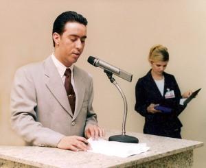 Ramon Barros Mestre de Cerimônias