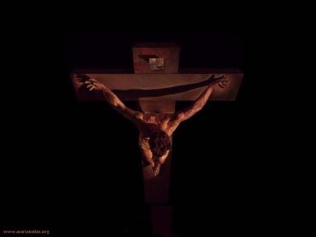 christ crucifition dali