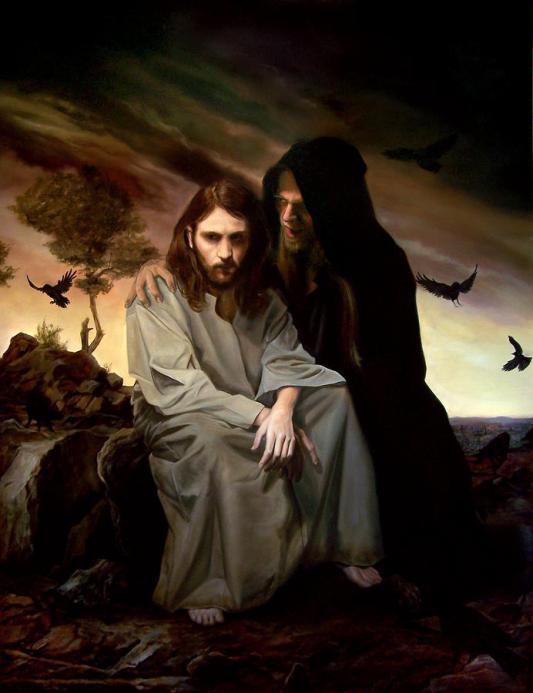the temptation of christ eric armusik